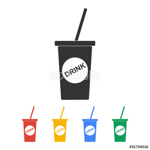 Soft Drink Vector
