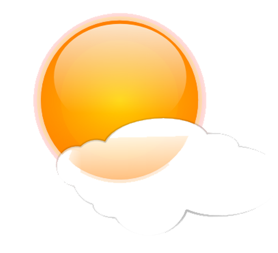 Sunny Partly Cloudy
