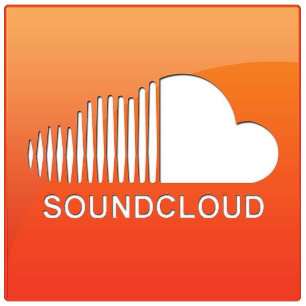 15 SoundCloud Icon Circle Vector Images