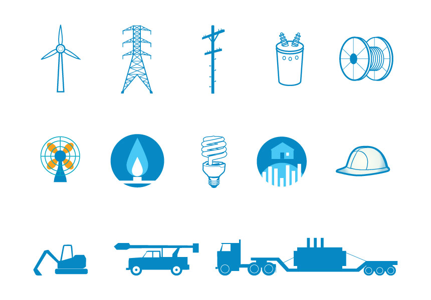 19 Utility Failure Icon Images
