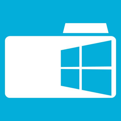 15 Windows 8 Folder Icon Set Images