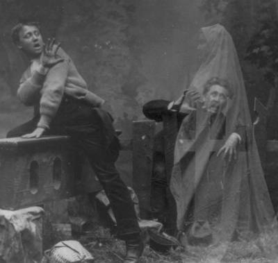 19th Century Ghost Photography