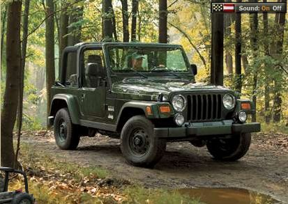 2004 Jeep Wrangler Willys Edition