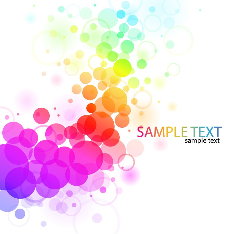 18 Abstract Background Colorful Vector Free Images