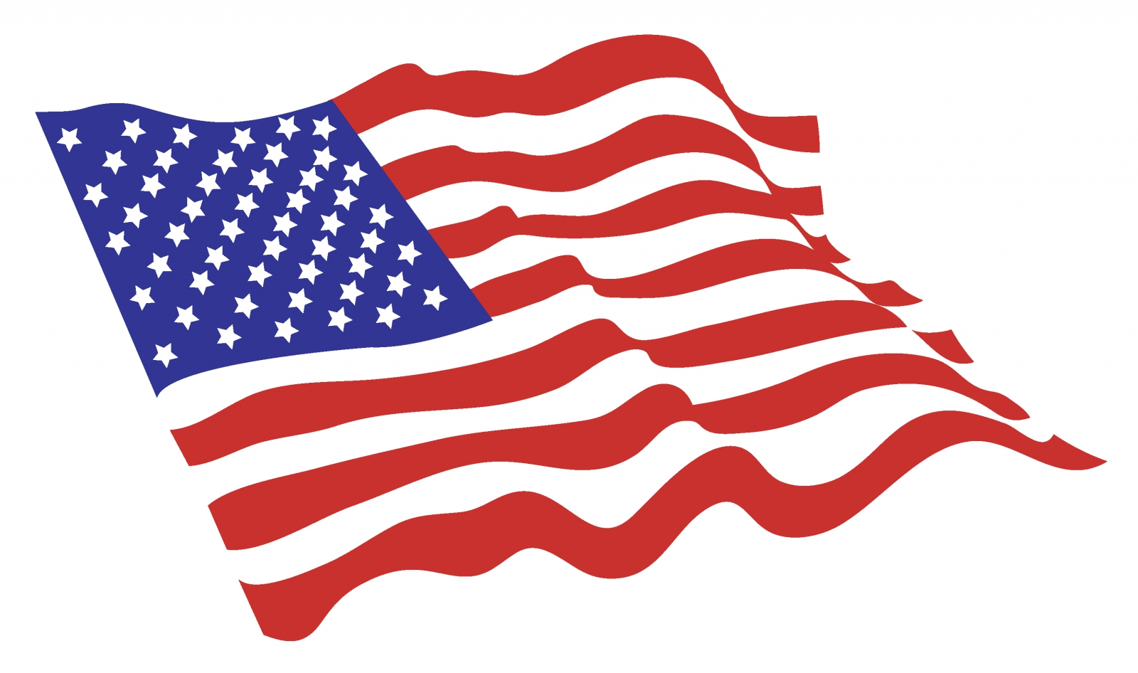 11 American Flag Vector Free Download Images