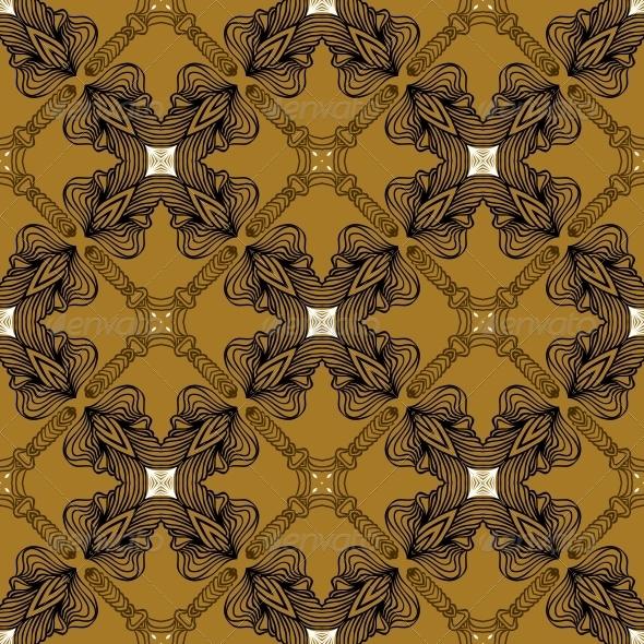Art Deco Linear Patterns