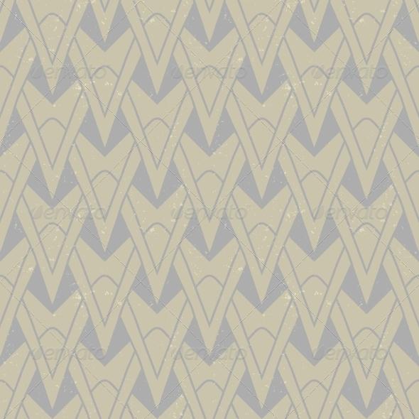 Art Deco Pattern Paper