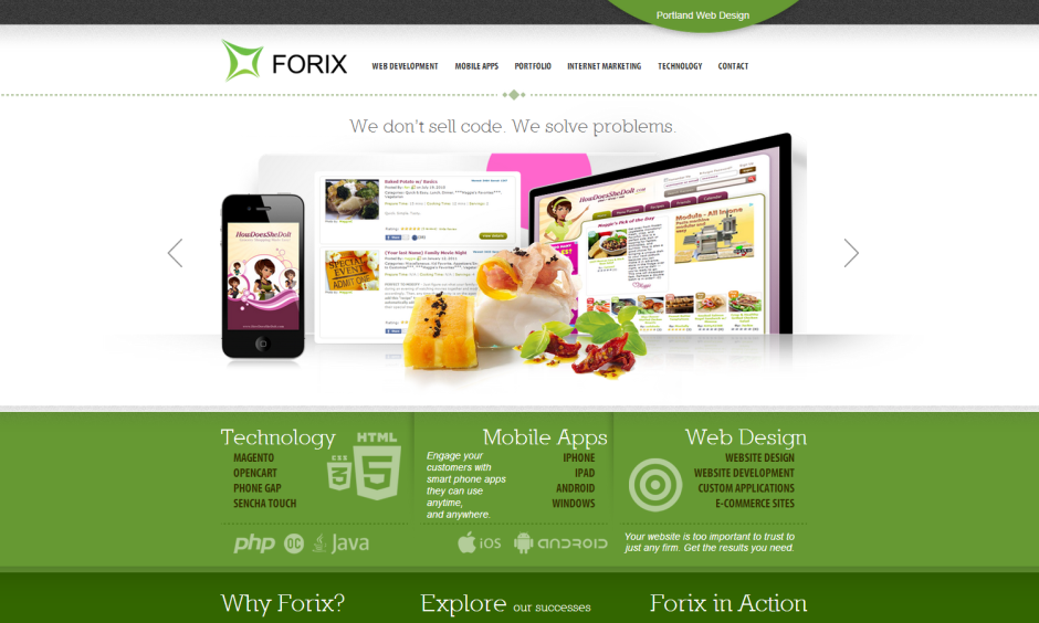 Best Home Page Design Stunning Best Home Page Designs Gallery ...