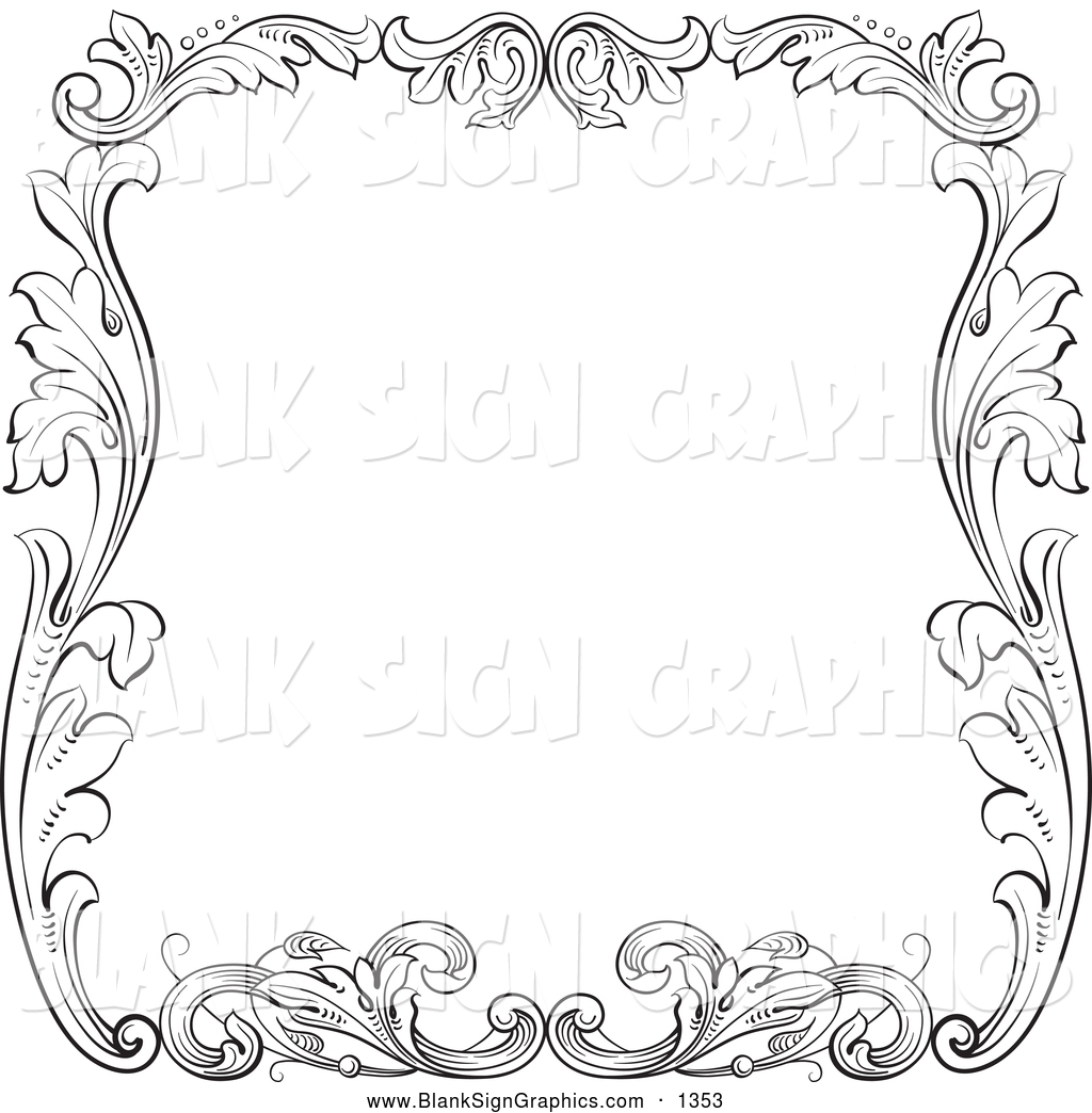 17 Pretty Border Designs Images Free Clip Art Page Borders