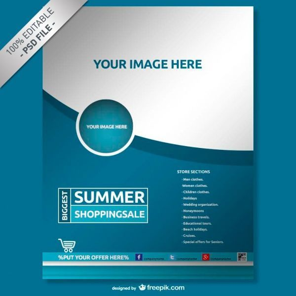 Corporate Psd Letterhead Template Psd File: 9 Lightning PSD Letterhead Templates Images