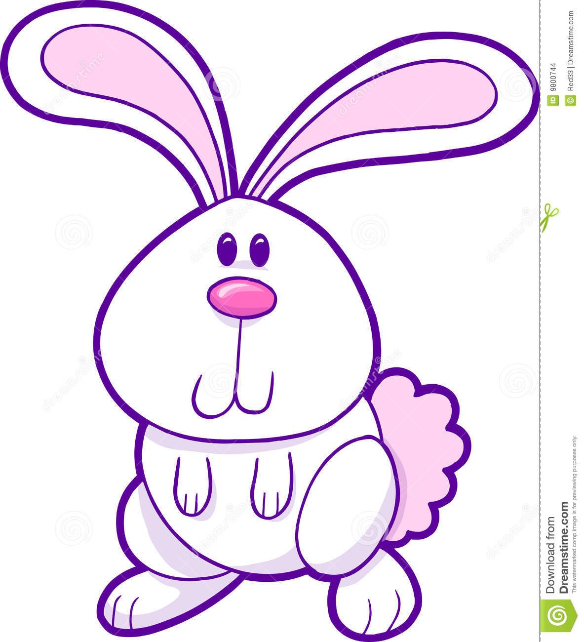 Bunny Rabbit Illustration