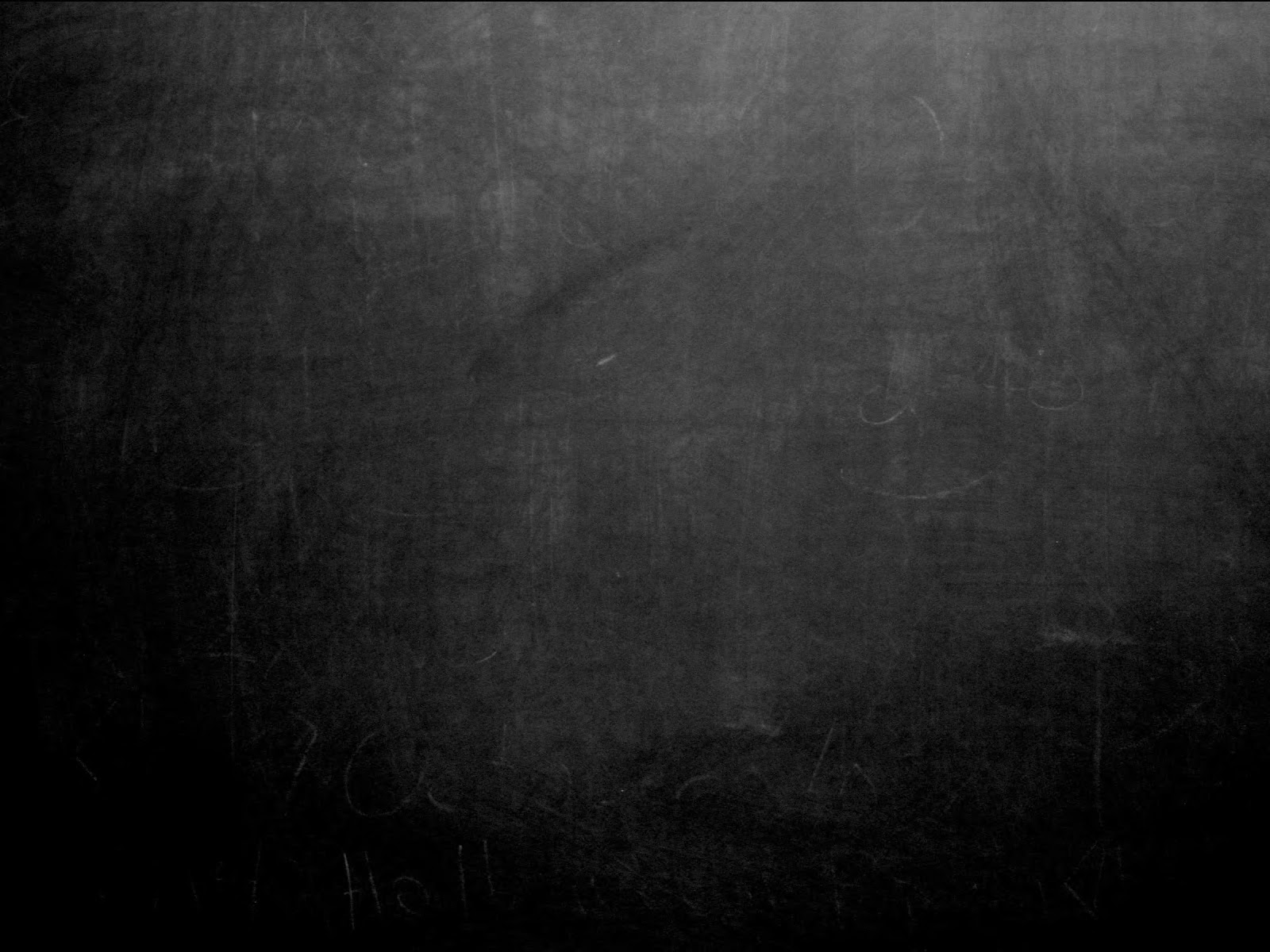 Chalkboard Background Free Template