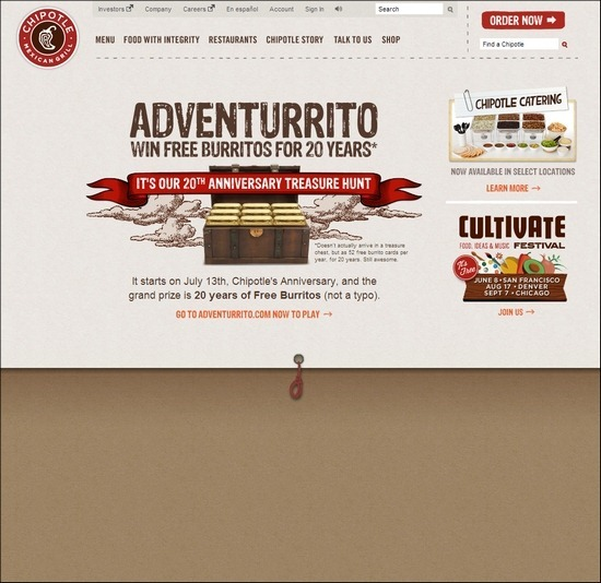 Chipotle Grill Mexican Food Restaurants