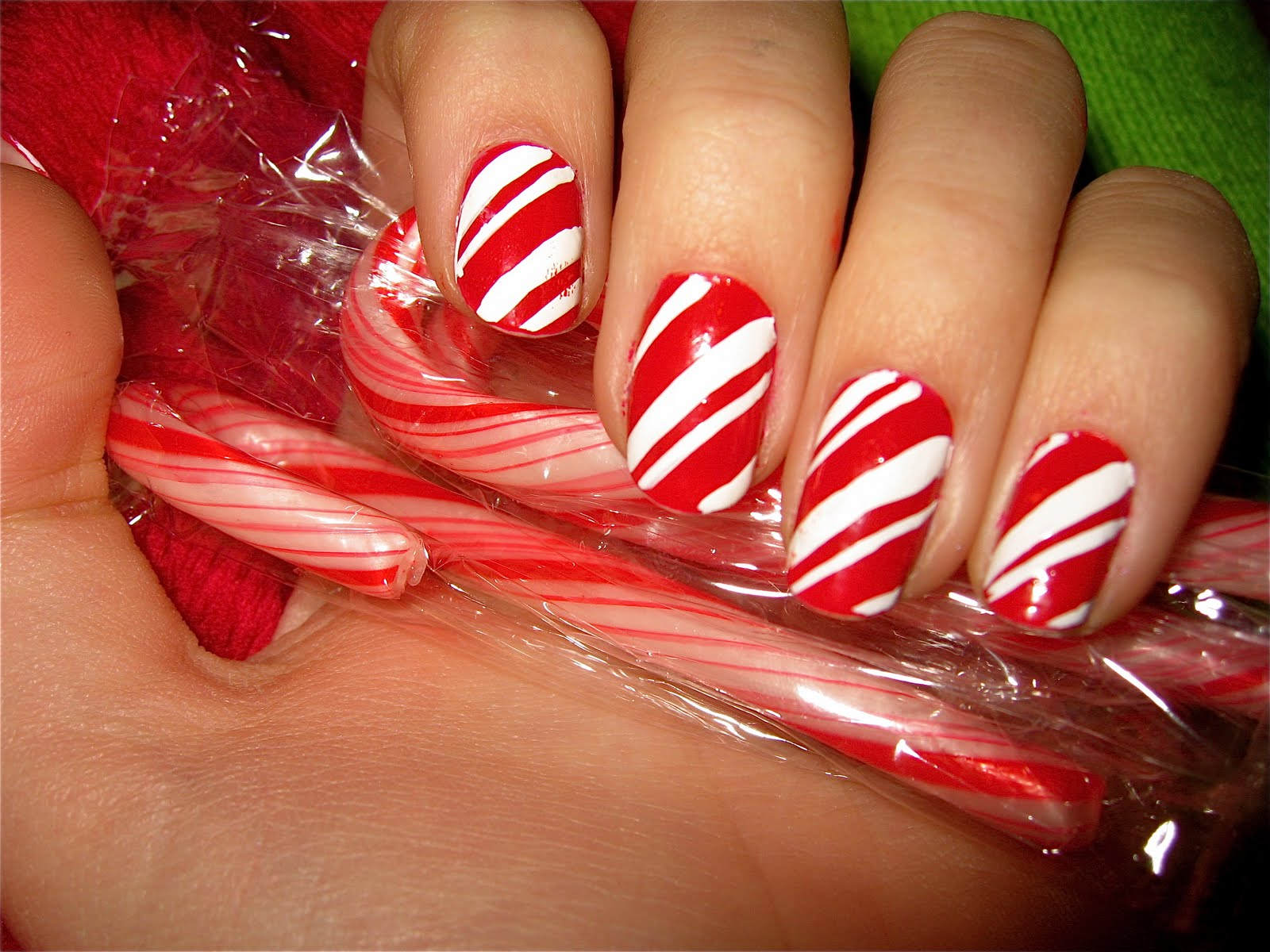 13 Christmas Pedicure Designs Images