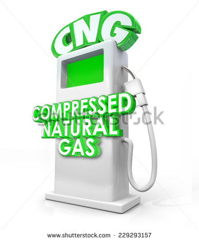 Compressed Natural Gas Pump
