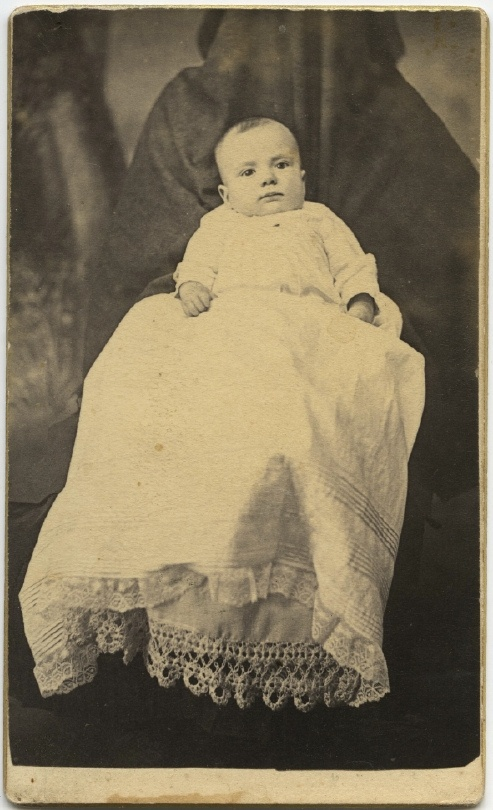 Creepy Hidden Mother Victorian