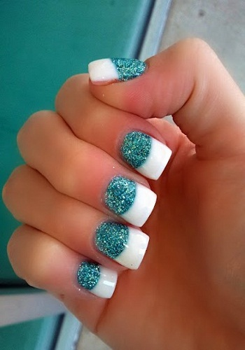 9 Acrylic Nail Designs Tumblr Images