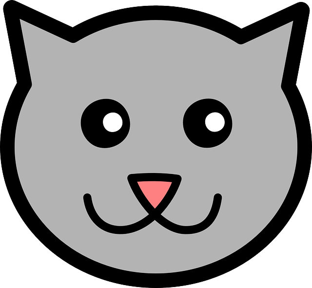 12 Cartoon Cat Icon Images