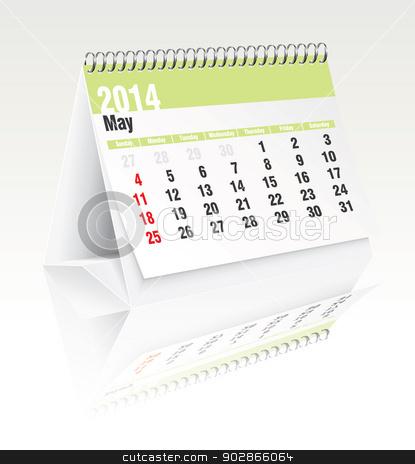 Desk Calendar Clip Art