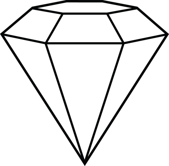 Diamond Drawing Clip Art