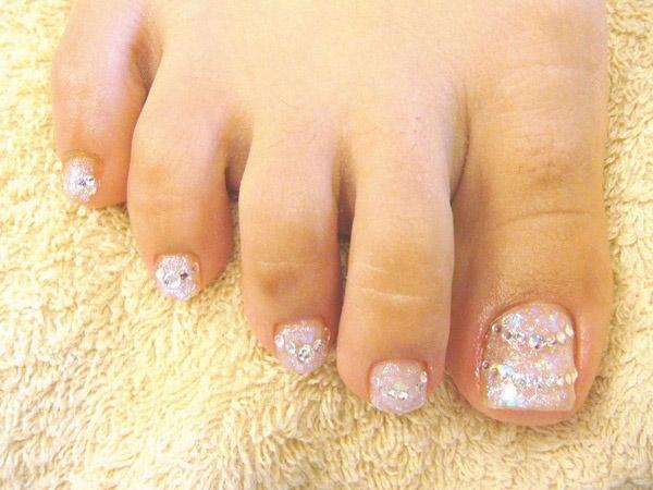 DIY Toe Nail Art Designs
