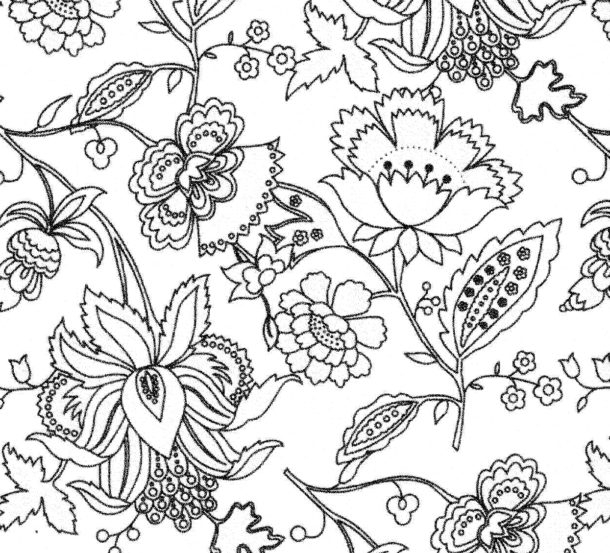 Drawing Flower Floral Design