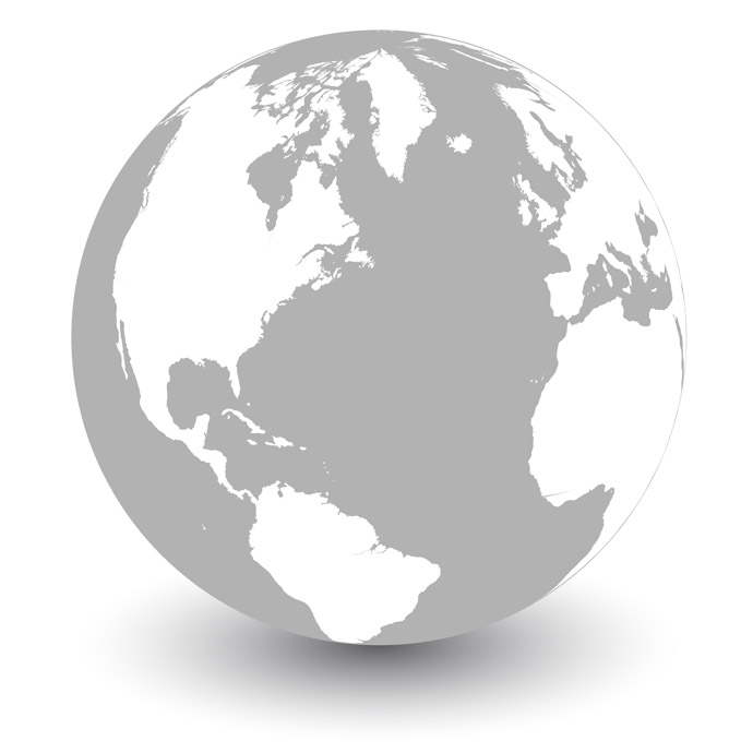 Earth Globe Vector Art Free