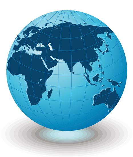 Earth Logo Vector