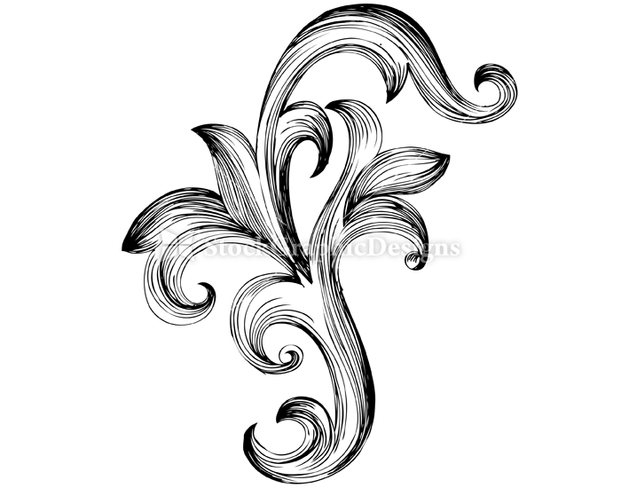 Easy to Draw Cool Flower Drawings