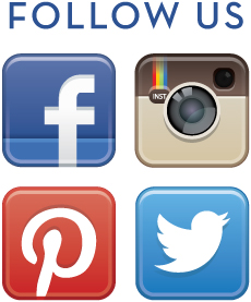 0d722a8e8b09 19 Facebook Twitter Instagram Pinterest Icons Images - Facebook ...