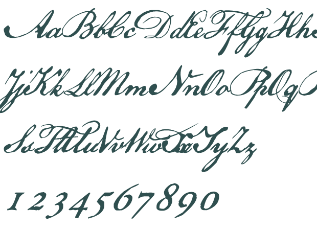 Cursive Font Download Small School Fonts