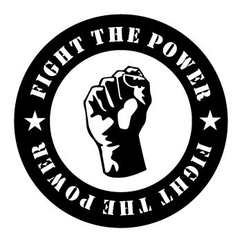 14 Fight The Power Vector Images