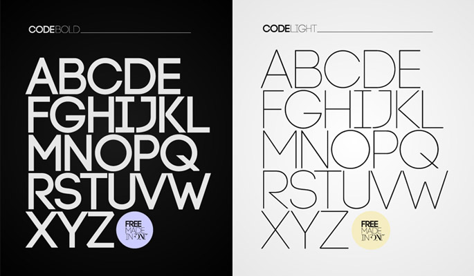 12 Graphic Design Fonts Images