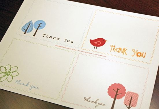 free thank you card templates akba greenw co