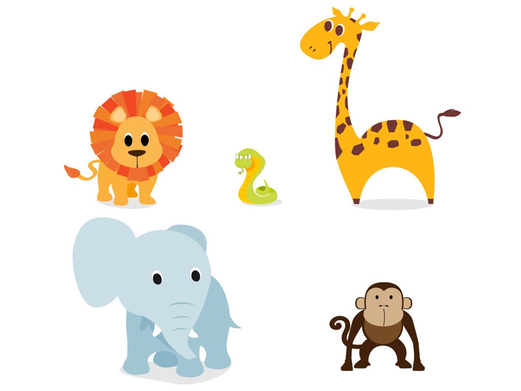 Free Vector Animals
