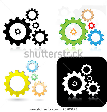 Gear Icon Vector