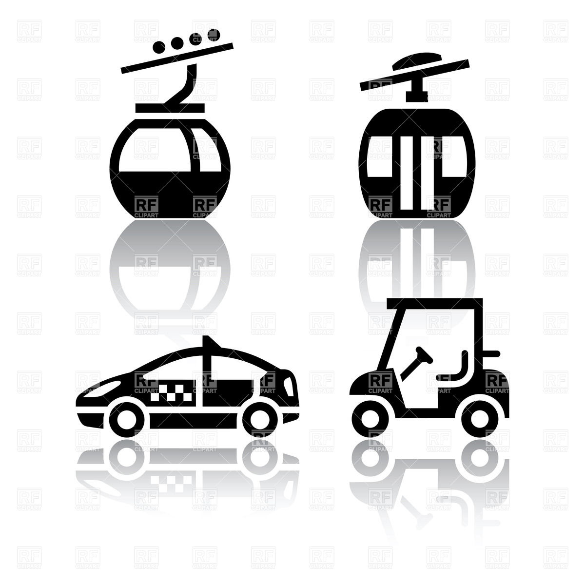 15 Overhead Car Icon Vector Images