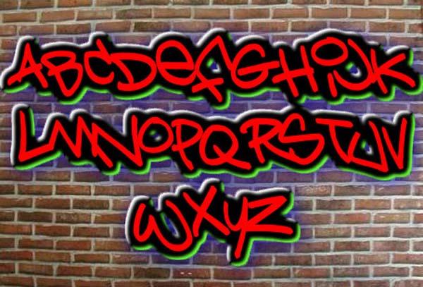 - Graffiti Text Creato...