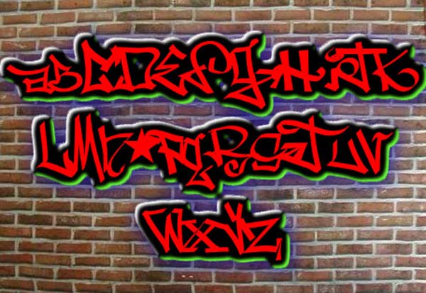 Graffiti Text Creator Generator