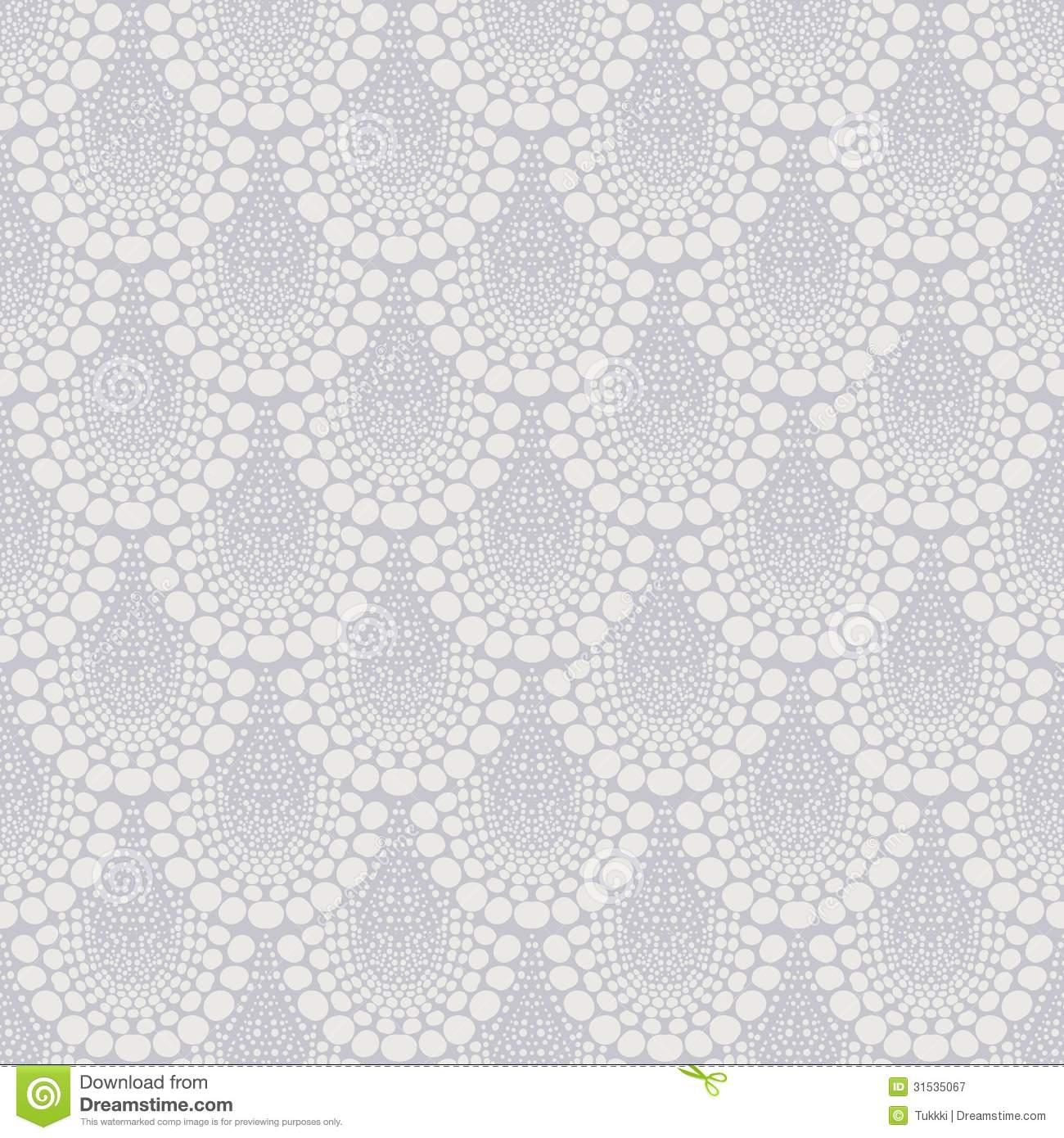 Grey Geometric Fabric Pattern Design