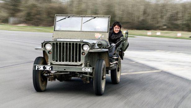 Hammond Top Gear Jeep