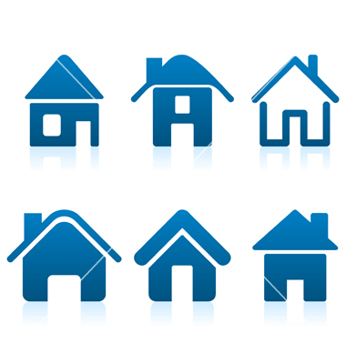 House Icon Vector Free