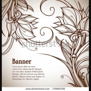 Label Border Frame Design