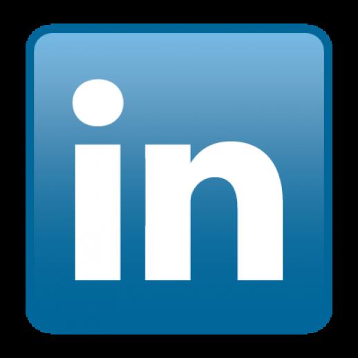 LinkedIn Icon Vector Logo