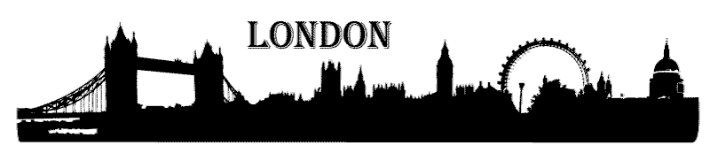 12 London Skyline Vector Png Images