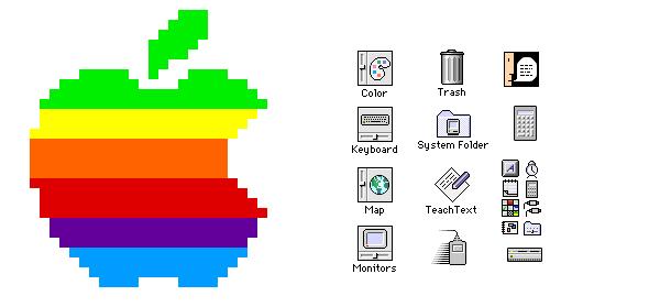 Macintosh System 7 Icon