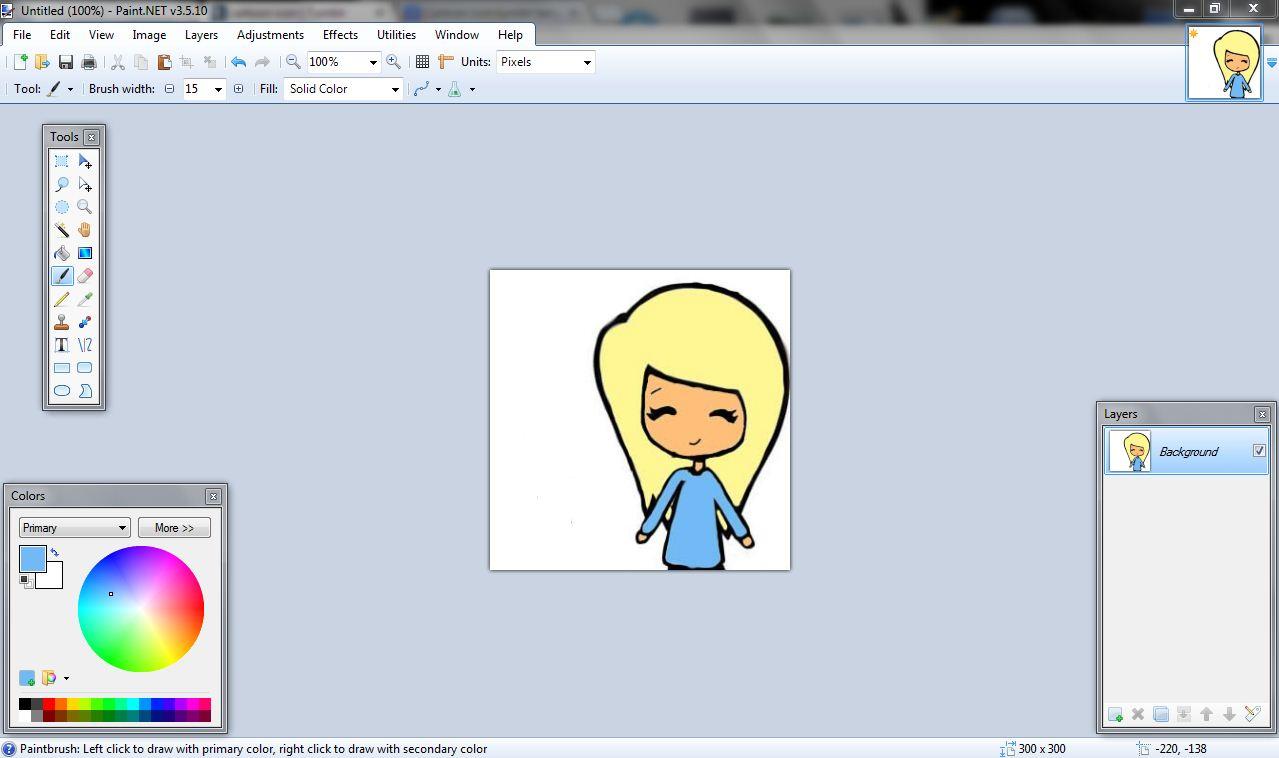 Make Your Own Cartoon Icon