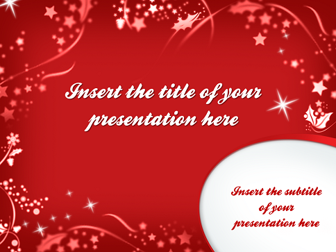 Merry Christmas PowerPoint Templates Free