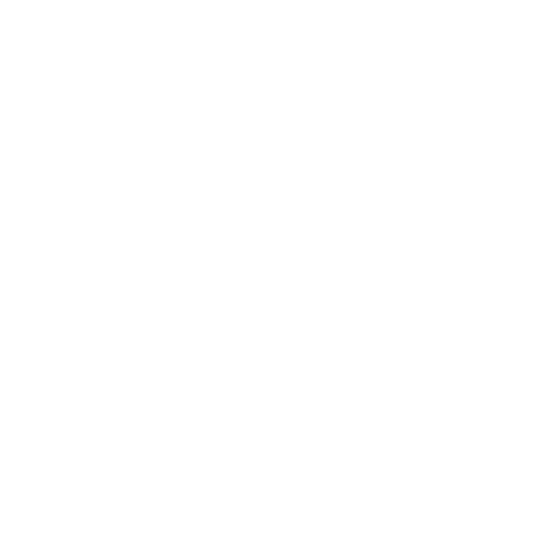 Mobile Phone Icon White