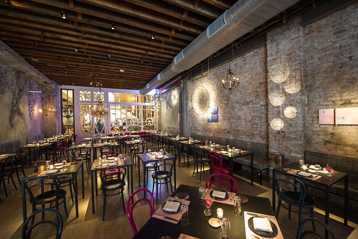 New York Best Restaurant Design